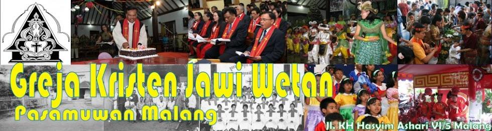 GKJW Jemaat Malang