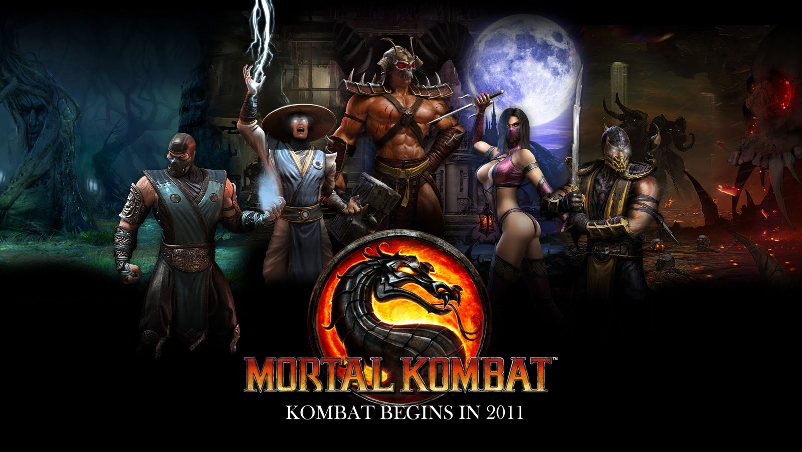 Mortal Kombat - Gameplay Comentado (By Vinho)