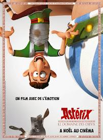 Asterix: La residencia de los Dioses (2014)