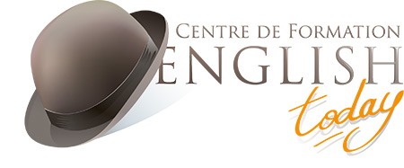 Logo pour un centre de formation english today