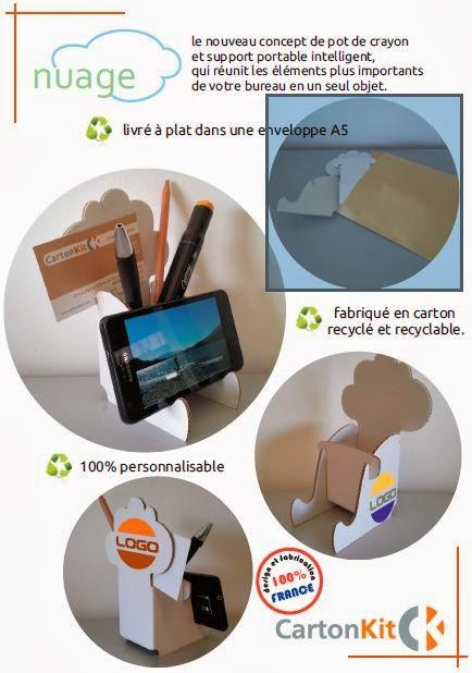 Assez Carton Kit - Créations Objets et Meubles 100 % Carton: Goodies  LI66