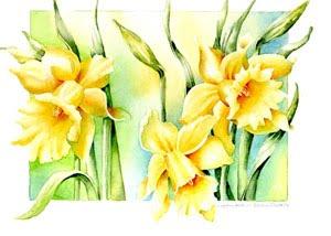 Daffodil art and craft
