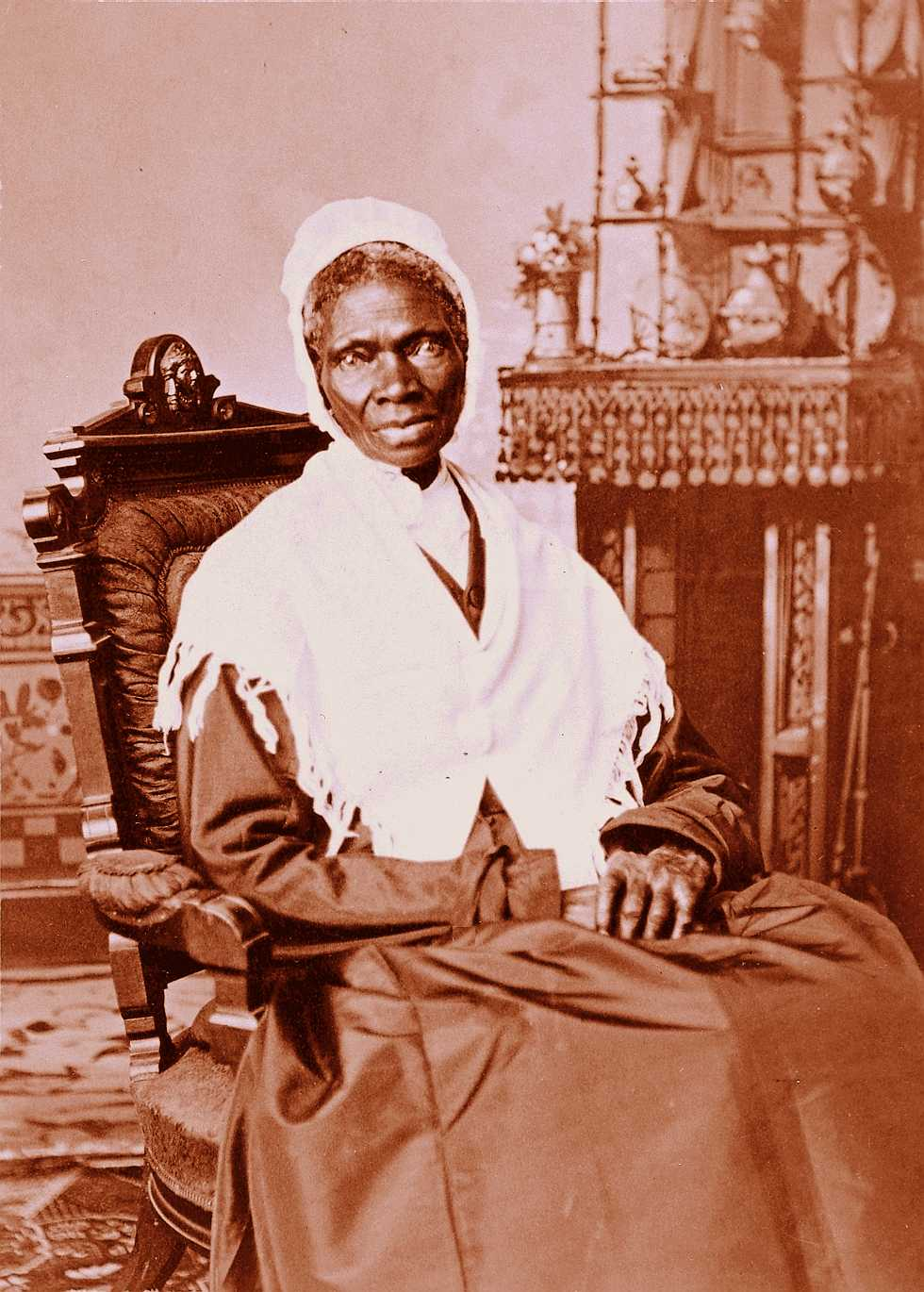 aint i a woman sojourner truth Ain't i a woman is the name given to a speech, delivered extemporaneously,  by sojourner truth, (1797–1883), born into slavery in new york state some.