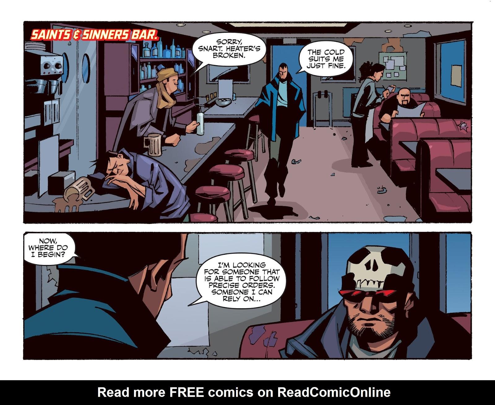 The Flash: Season Zero [I] Issue #21 #21 - English 11