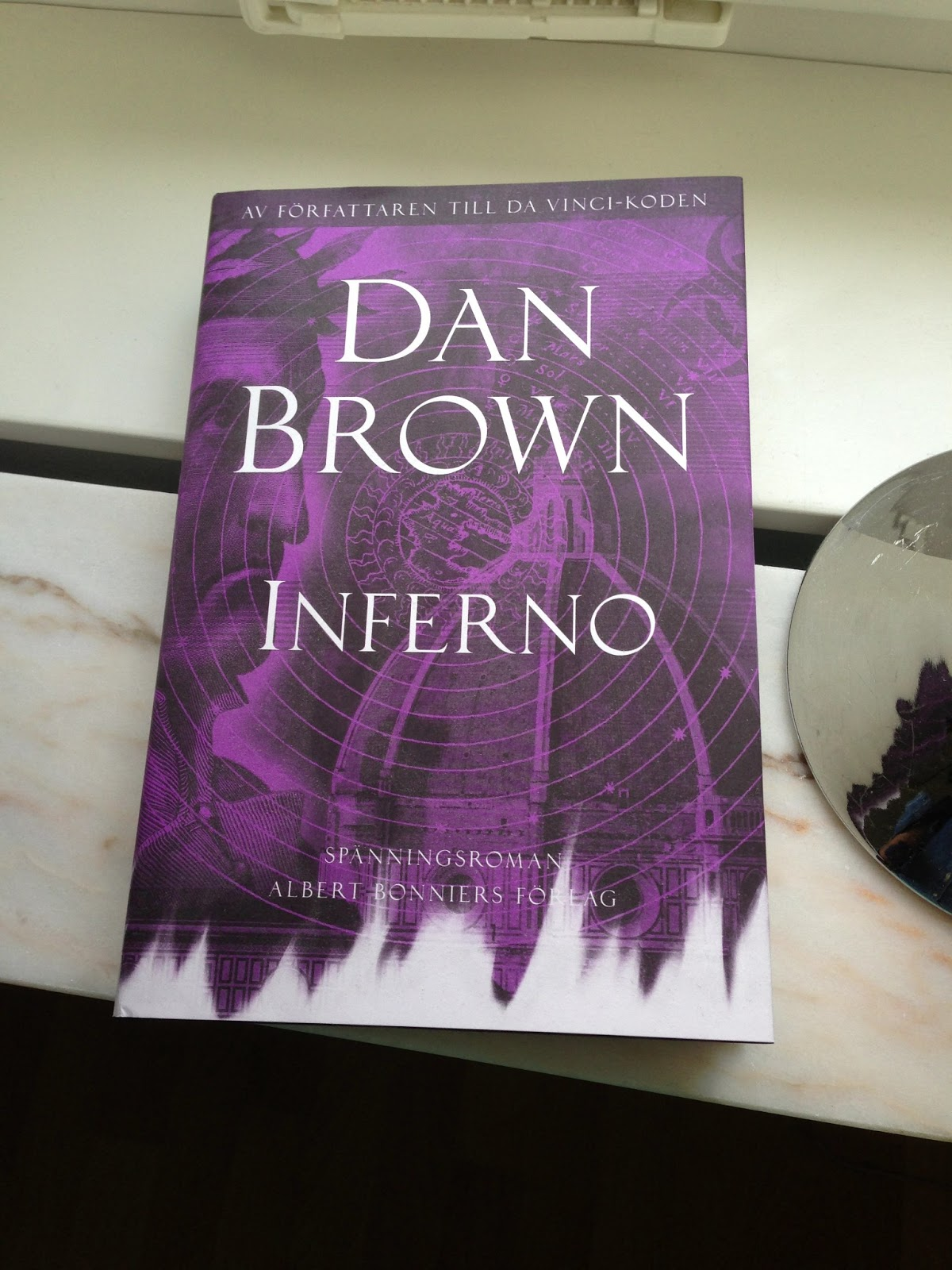 Dan Brown Inferno MrBoo
