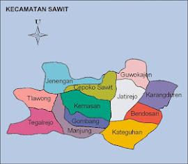 Peta Desa Manjung
