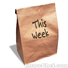 this week lunch bag