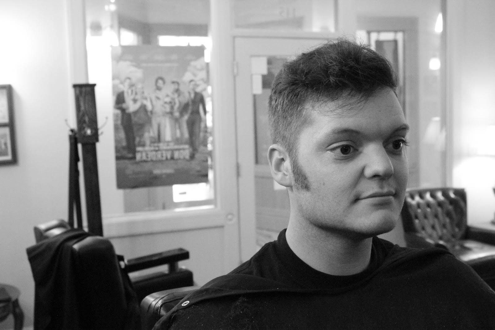 Danburry Barber Shop: Griffin Taylor