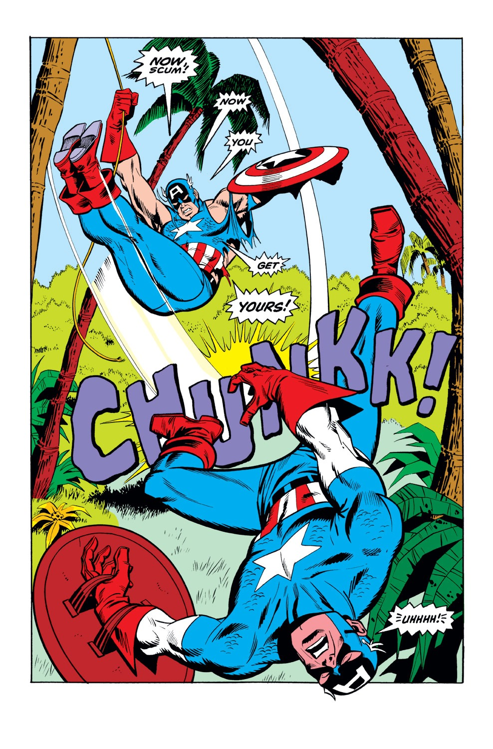 Captain America (1968) Issue #156 #70 - English 16