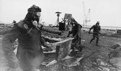 Los accidentes en las plantas nucleares