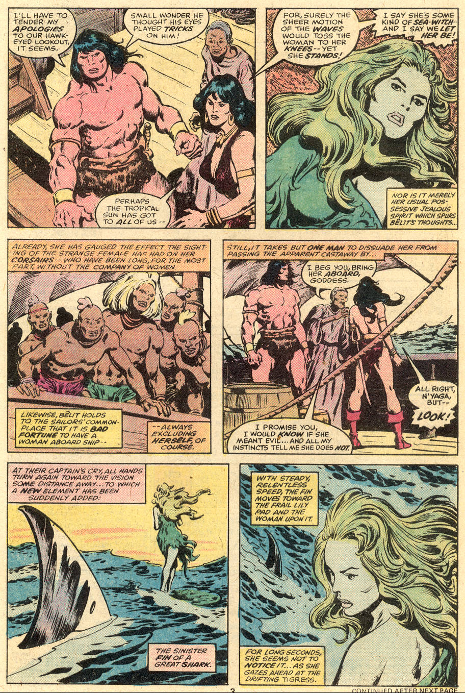 Conan the Barbarian (1970) Issue #98 #110 - English 4