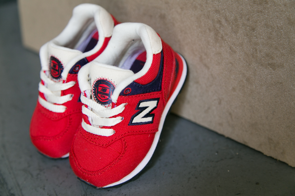 new balance 574 baby collection