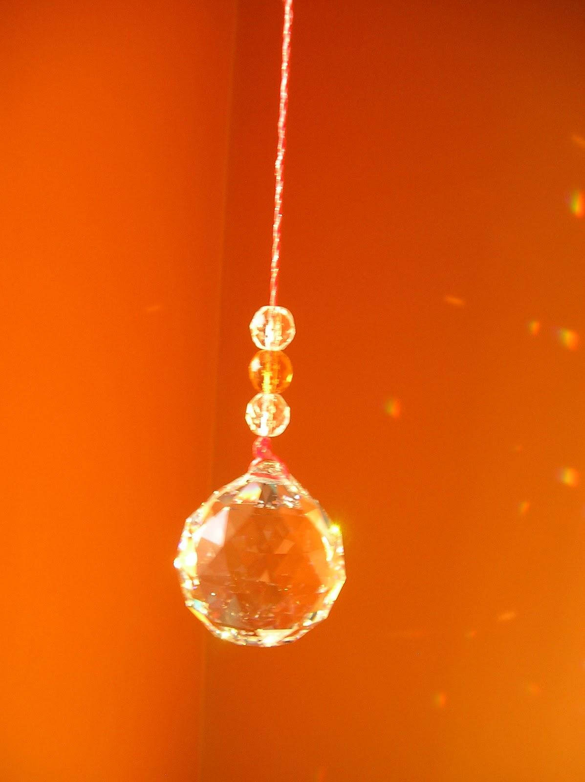 Chandra Veeresha: Cristal Mulifacetado e Feng Shui #A33000 1197 1600