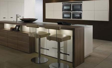 Programa tv dise o barras e islas para cocinas for Barras modernas para living