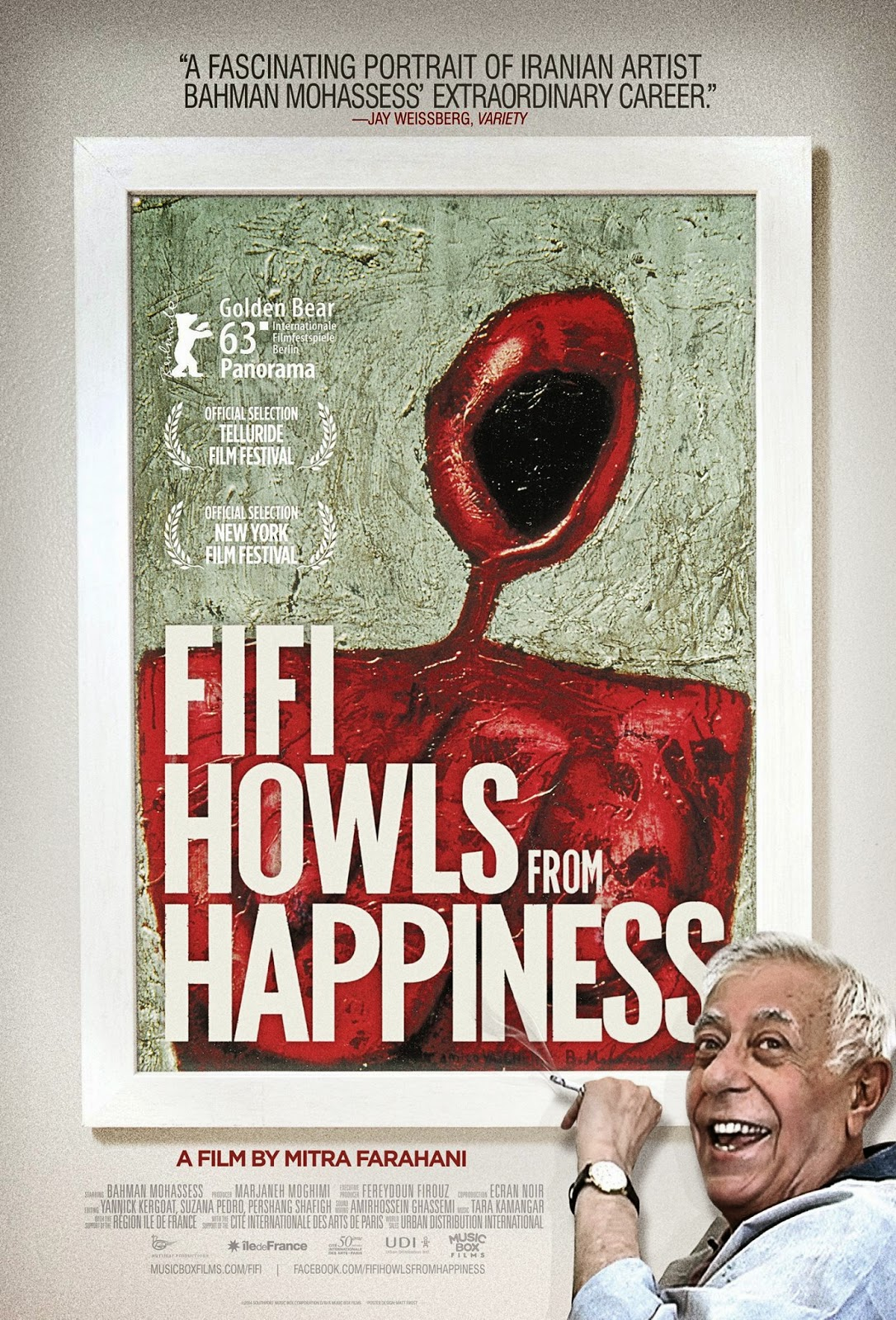 "Review | ""Fifi Howls From Happiness"""