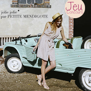 10 robes Petite Mendigote