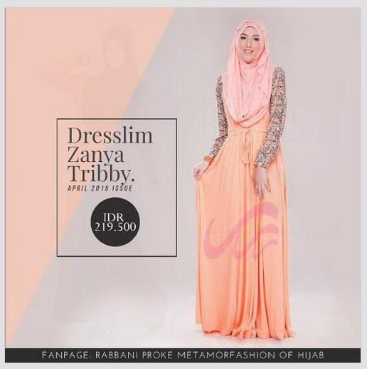 Aneka Koleksi Baju Muslim Lebaran Rabbani Terbaru