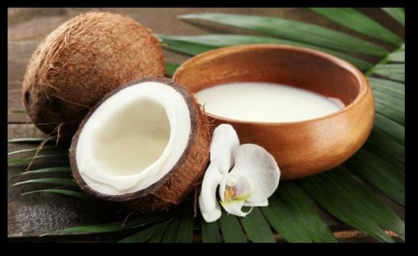 Lapte de cocos - aliment dietetic potrivit pentru iarna