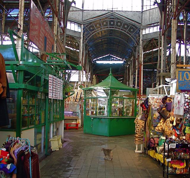 Passage Paradis Mercado San Telmo Buenos Aires