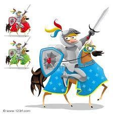 ..il cavaliere senza macchia..