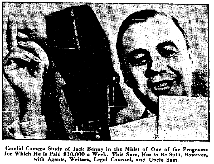 an essay on the jack benny story Sunday nights at seven: the jack benny story is an autobiography told from two points of view, and is actually about two different people apparently, jack benny started writing an autobiography, but never finished it before he died.