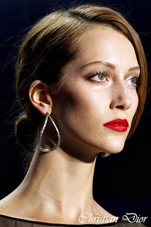 Макияж Dior 2012