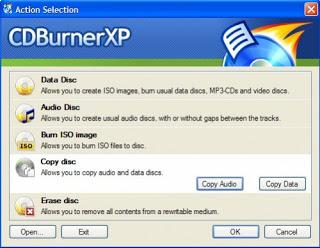 Gambar CDBurningXP