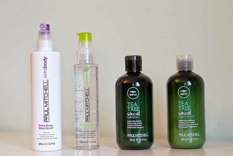 Paul Mitchell, Tea Tree, Shampoo, Conditioner, Root Booster, Beauty Blogger