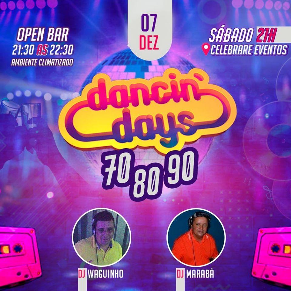 Vem Ai Dancin days 07 de Dezembro
