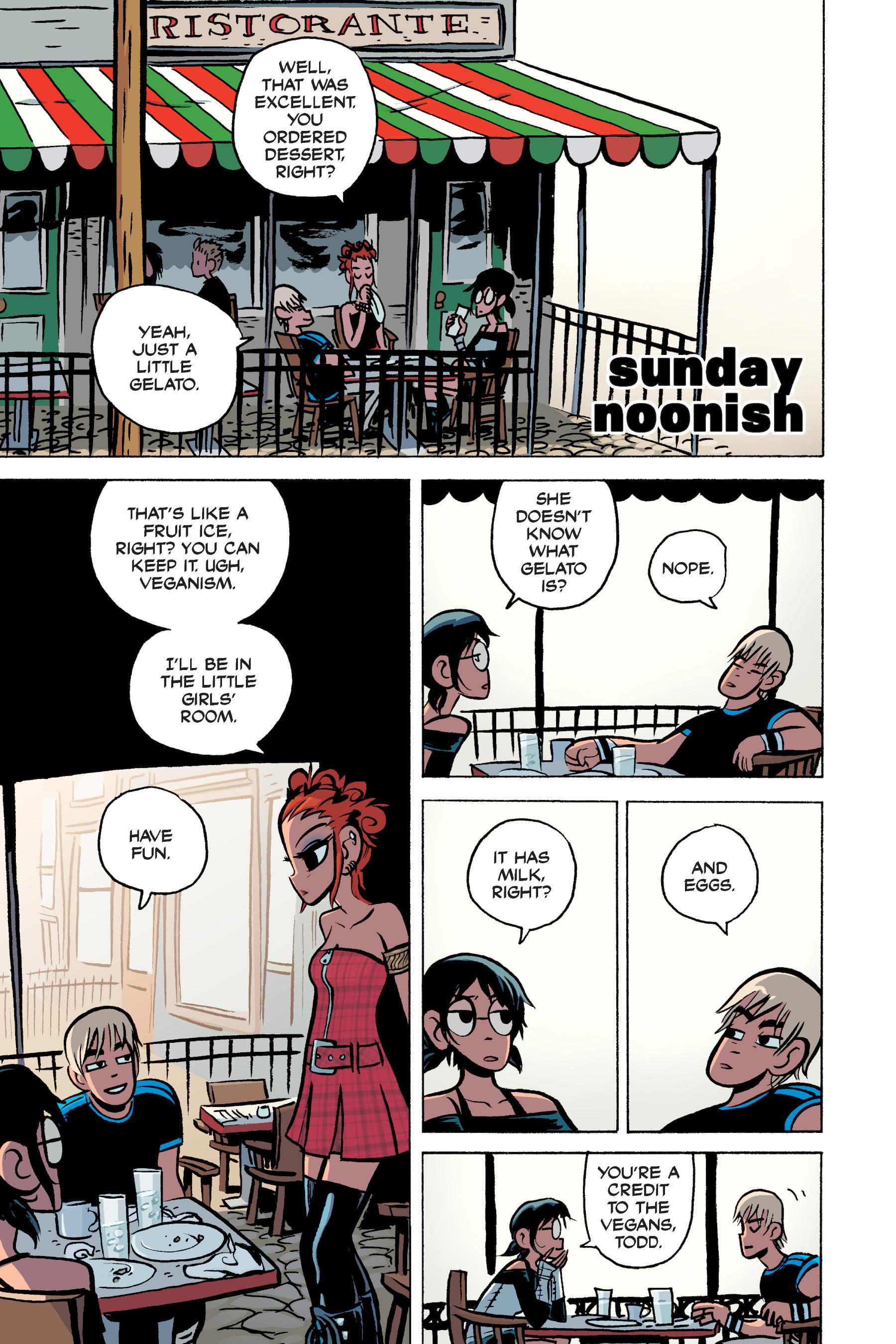 Read online Scott Pilgrim comic -  Issue #3 - 89