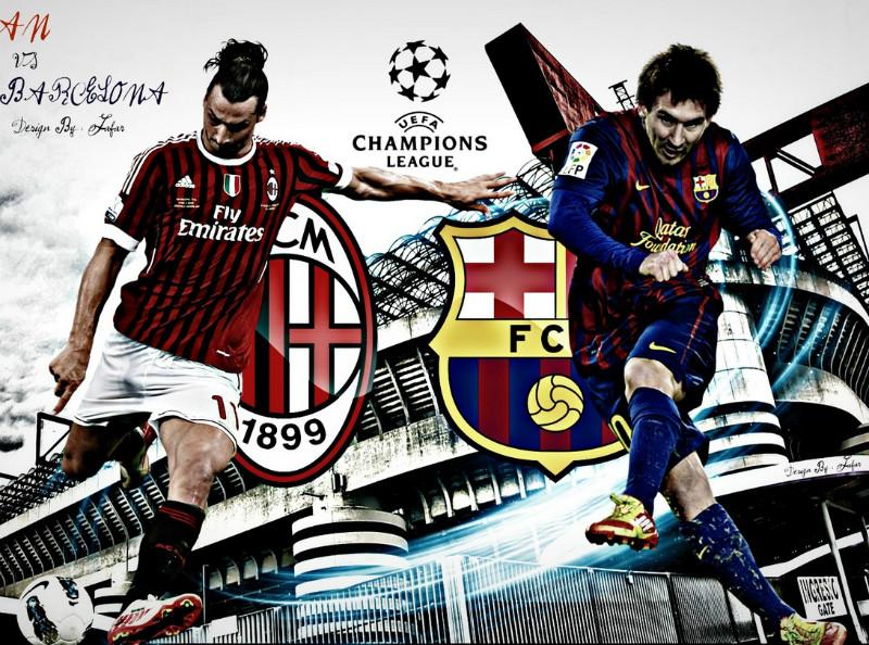 مباراة ابطال اوروبا برشلونة الاربعاء 28/3/2012 مباراة ابطال