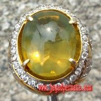 Batu Fire Opal Green Top Collection