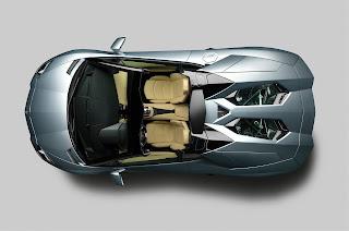 Lamborghini Aventador Roadster: LP 700-4 Convertible Gains Some Headroom