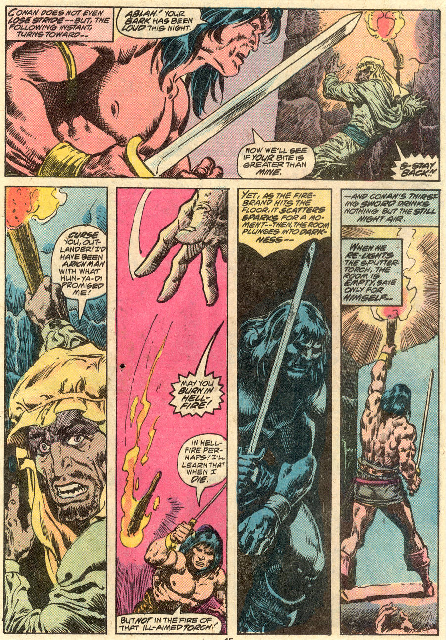 Conan the Barbarian (1970) Issue #80 #92 - English 10