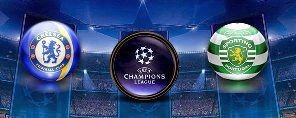 Chelsea Vs Sporting Lisbon