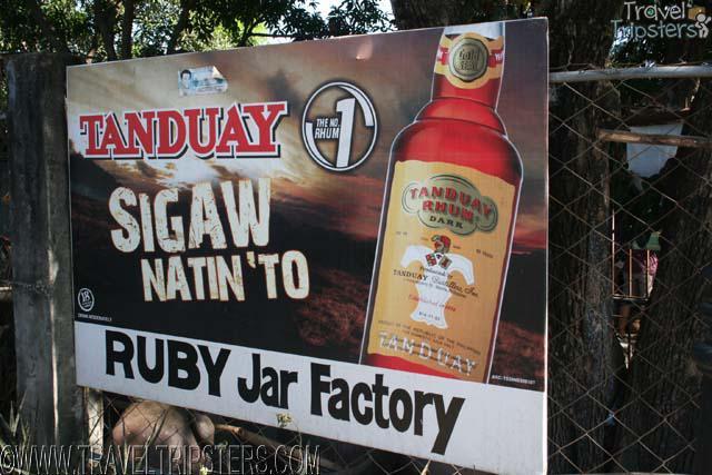 ruby jar factory