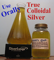 colloidal silver used orally