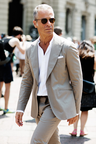 Italian Street Style for men