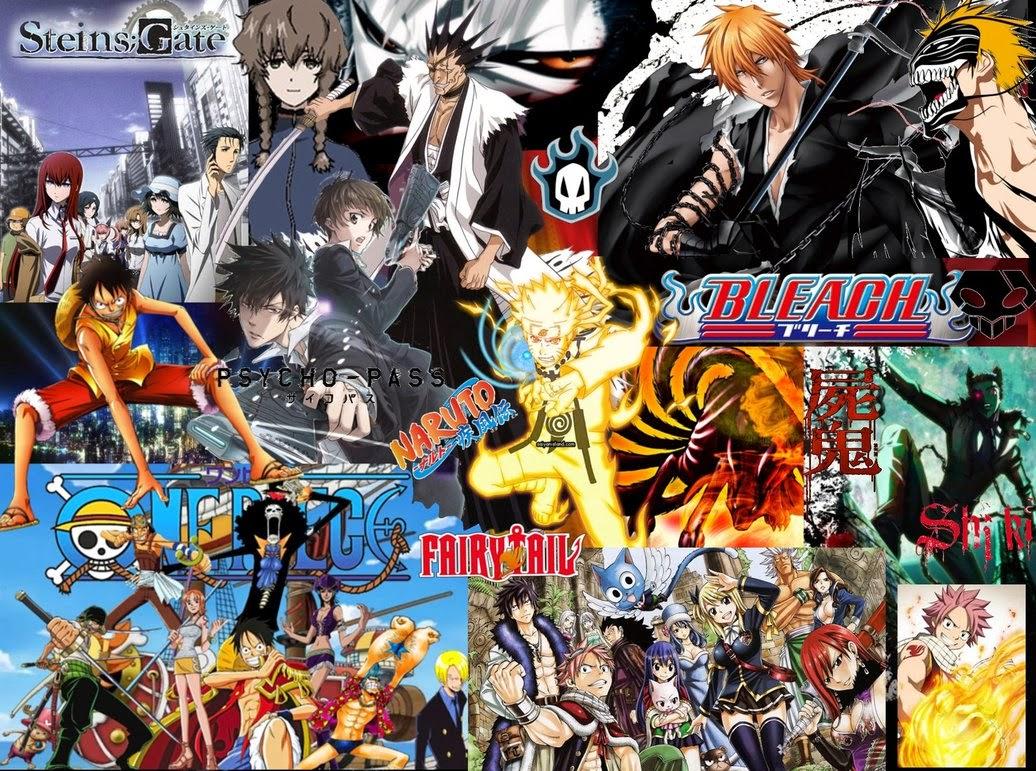 Kumpulan anime anime lainnya