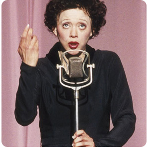 The many mysteries of an artist's mind: EDITH PIAF