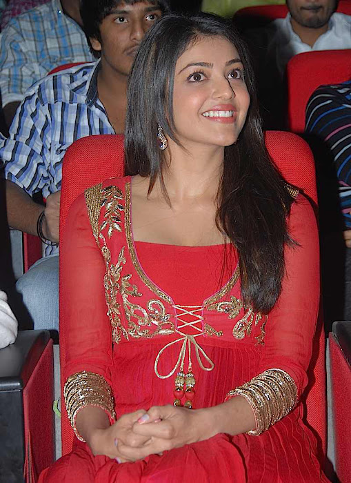 kajal agarwal at businessman audio launch, kajal new photo gallery