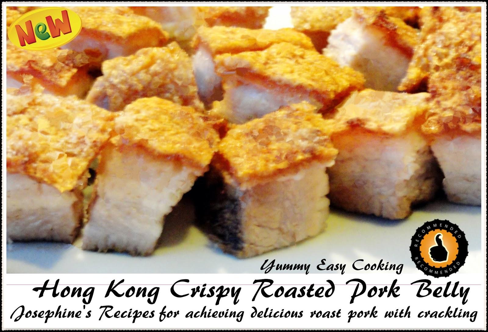 Crispy Pork Belly Recipe (Siu Yuk) Recipe — Dishmaps