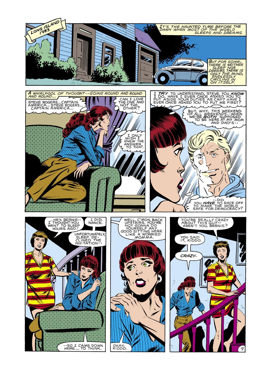 Captain America (1968) Issue #288 #204 - English 10