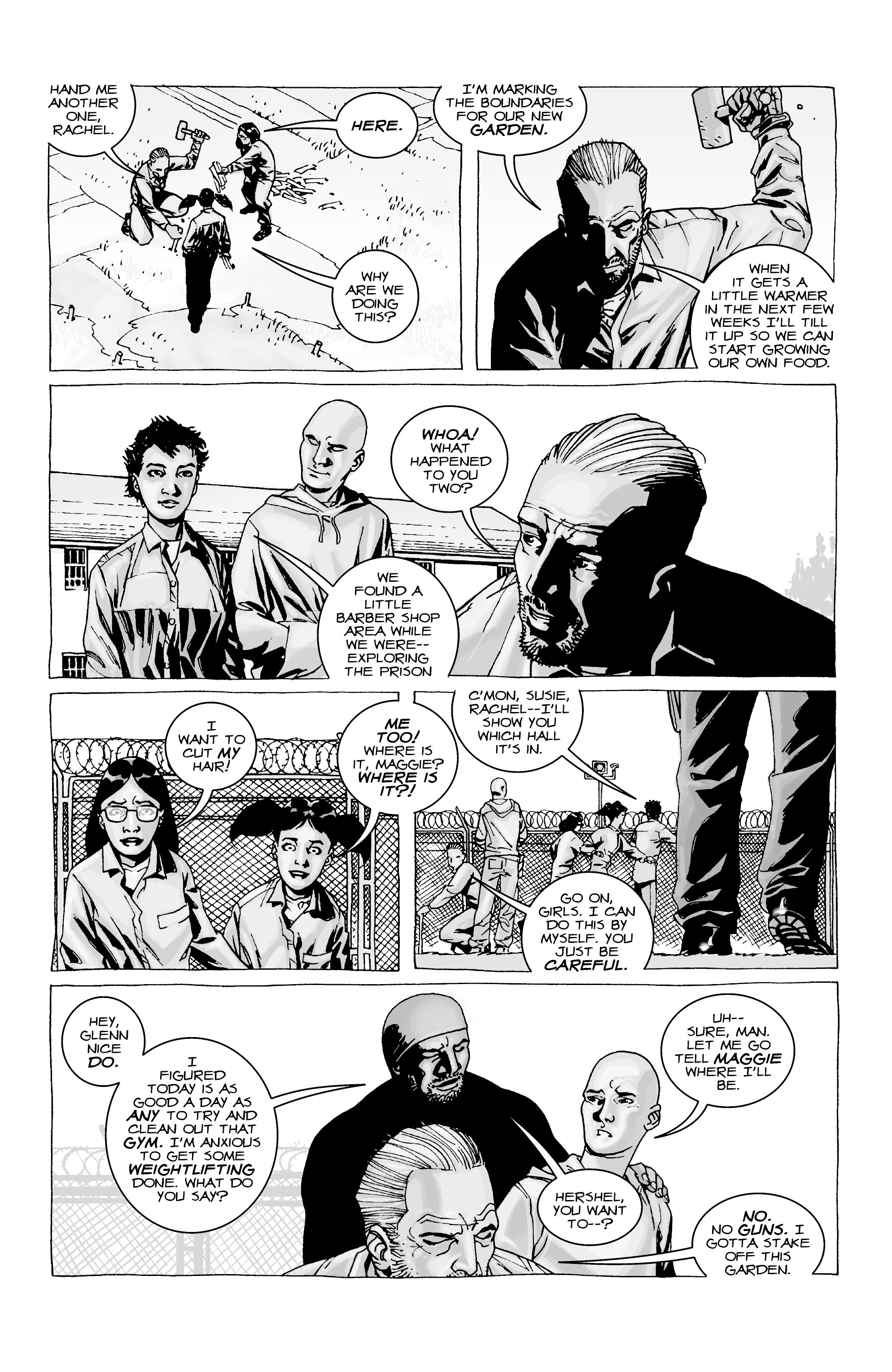 The Walking Dead Issue #15 Page 16