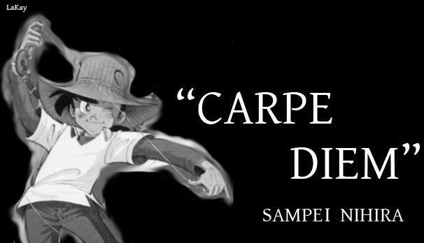 Sampei carpe diem citazioni e frasi improbabili dei