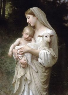 Mary, Virgin and Mother