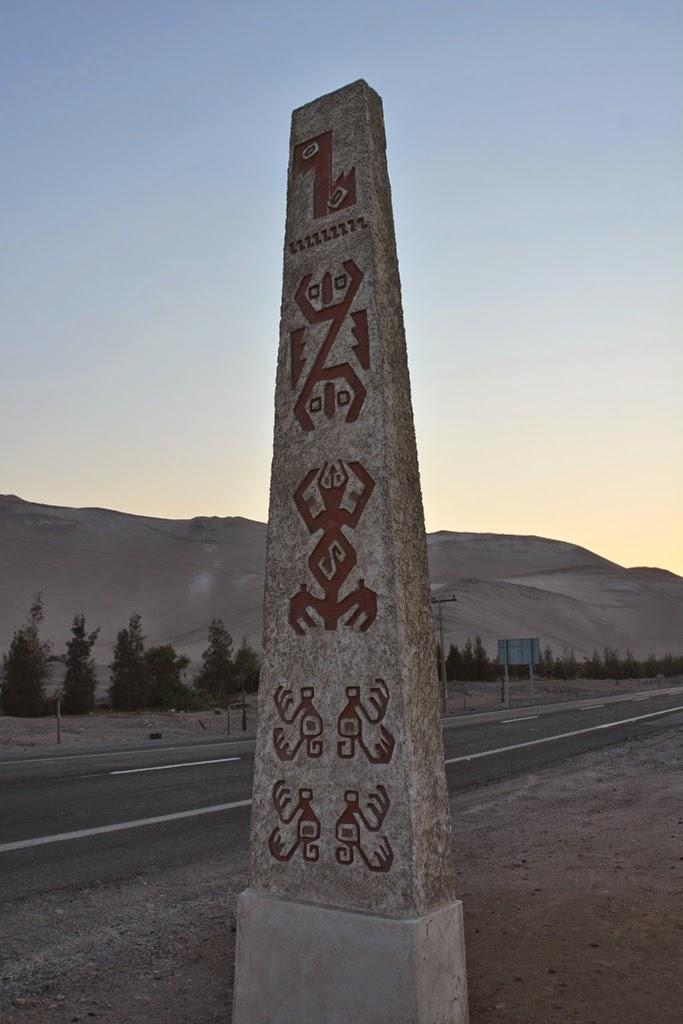 Geoglyphs Arica