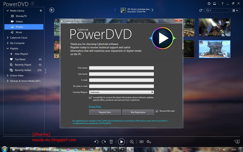 cyberlink powerdvd 16 keygen full download