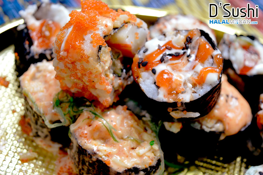 Sushi Home Made by D'Sushi