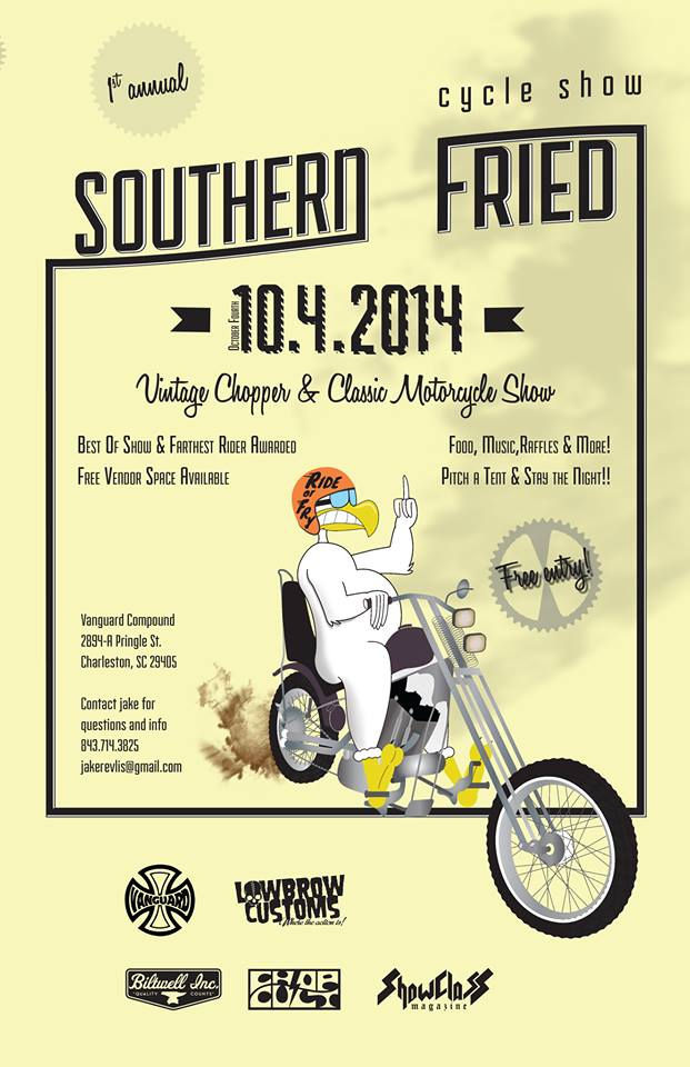 The Southern Fried Cycle Show